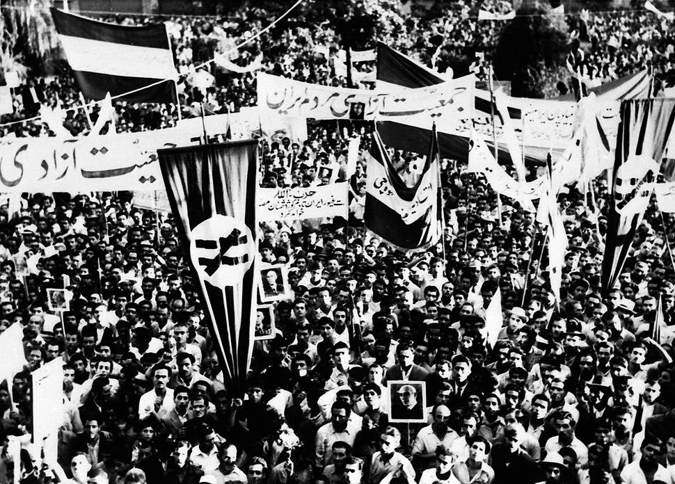 1953 Iranian coup d'état - Tehran rally