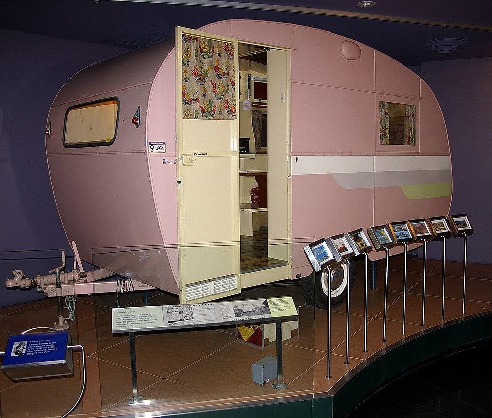 1956 Propert 'Trailaway' Touring Caravan
