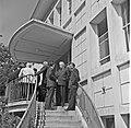 1957 Visite du ministre de l'agriculture Mr ANDRE DULIN au CNRZ-32-cliche Jean Joseph Weber.jpg