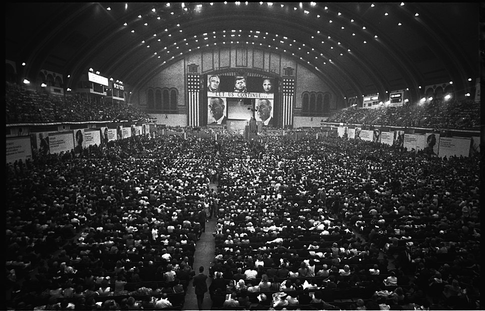 1964 DNC day 1 (a)