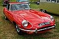 1969 Jaguar E-Type Coupe at Hatfield Heath Festival 2017.jpg