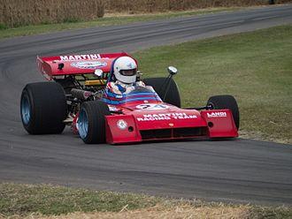Tecno (motorsport) - 1972 Tecno PA123