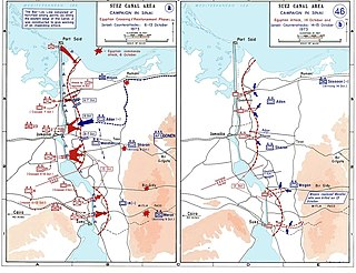Battle of the Sinai (1973)