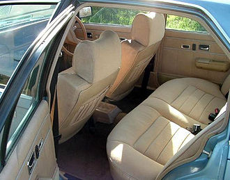 Holden Commodore - VB Commodore SL/E interior
