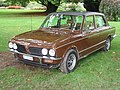 1978 Russet Brown Triumph Dolomite Sprint in Morges 2013 - Front left.jpg
