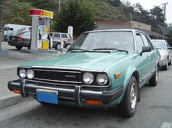 1980-1981 Honda Accord sedan, front left.jpg
