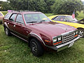 1983 AMC Eagle wagon Vintage Red-1 Mason-Dixon Dragway 2014.jpg