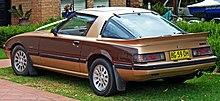 mazda rx7 1985. 1984u20131985 mazda rx7 series 3 australia rx7 1985