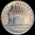1986 US Liberty Half Dollar Coin.tif