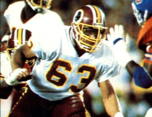 1988 Redskins Police - 10 Raleigh McKenzie (crop)
