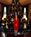1993 Blue Room Christmas tree - Hillary Clinton.png