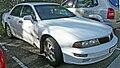 1997 Mitsubishi Verada (KF) Ei sedan (2009-06-19).jpg