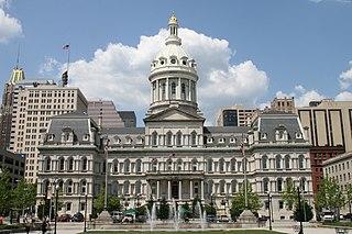 Baltimore City Hall city hall