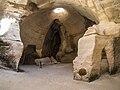 2בית גוברין - מערות הפעמון Bayt Jibrin the Bell caves.jpg