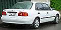 2000-2001 Toyota Corolla (AE112R) Ascent sedan (2011-11-17) 02.jpg