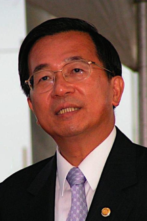 Taiwan presidential election, 2000 - Image: 2000 ele Chen CC4