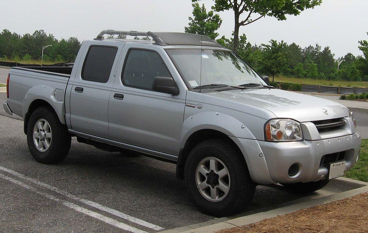 File:2001-04 Nissan Frontier.jpg