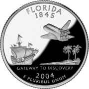 State quarter for Florida