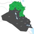 2005 Iraqi Kurdistan independence referendum map-ar.png