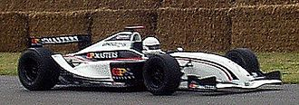 Grand Prix Masters - 2005 GP Masters Car