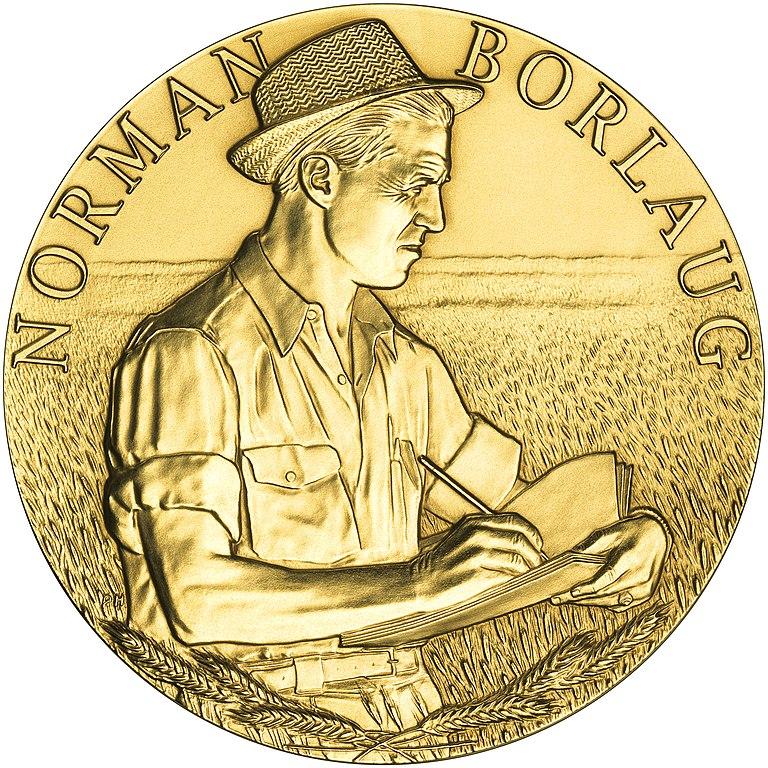 [Borlaug Medal]