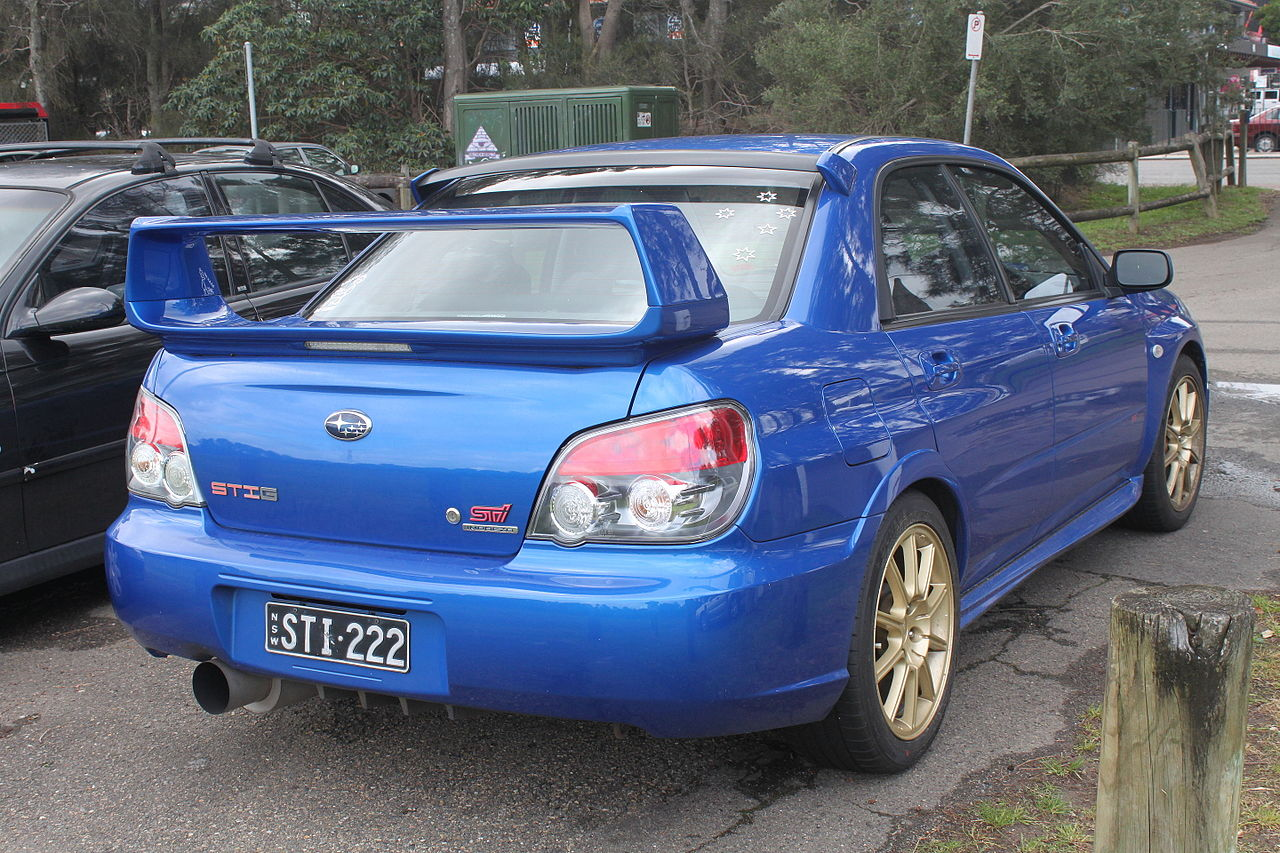 file 2006 subaru impreza wrx sti sedan 21733354913 jpg. Black Bedroom Furniture Sets. Home Design Ideas