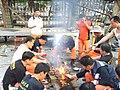 2008년 중앙119구조단 중국 쓰촨성 대지진 국제 출동(四川省 大地震, 사천성 대지진) SSL27001.JPG