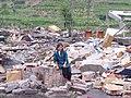2008년 중앙119구조단 중국 쓰촨성 대지진 국제 출동(四川省 大地震, 사천성 대지진) SSL27402.JPG