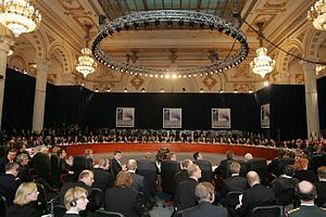 2008 Bucharest summit - The summit