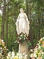 2009 Krynica Zdrój, Góra Parkowa, kapliczka maryjna.jpg