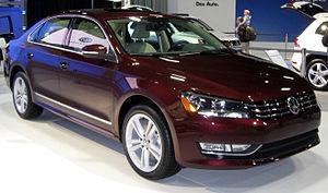 Volkswagen Passat NMS - 2012 Volkswagen Passat TDI SEL -- 2011 DC