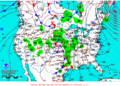 2013-02-10 Surface Weather Map NOAA.png