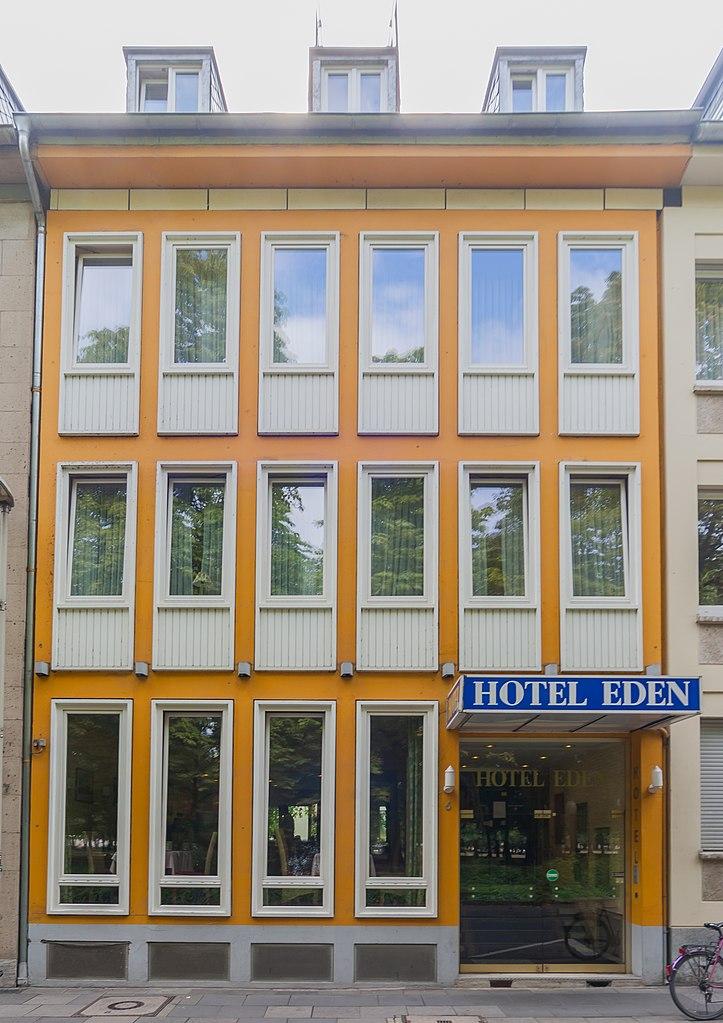 Hotel Im Hofgarten Potsdamer Chaussee   Potsdam Deutschland