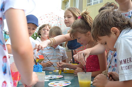 Children's Day in Donetsk, in 2013 2013. Den' zashchity detei 040.jpg