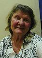 2013 Anita Dagmarsdotter esperantist from Sweden in the fifth congress in Benin, Cotonu.jpg