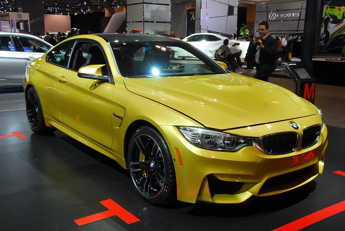 BMW M3 Coupe >> BMW M4 — Wikipédia