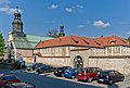 2014 Kłodzko, klasztor klarysek 04.JPG