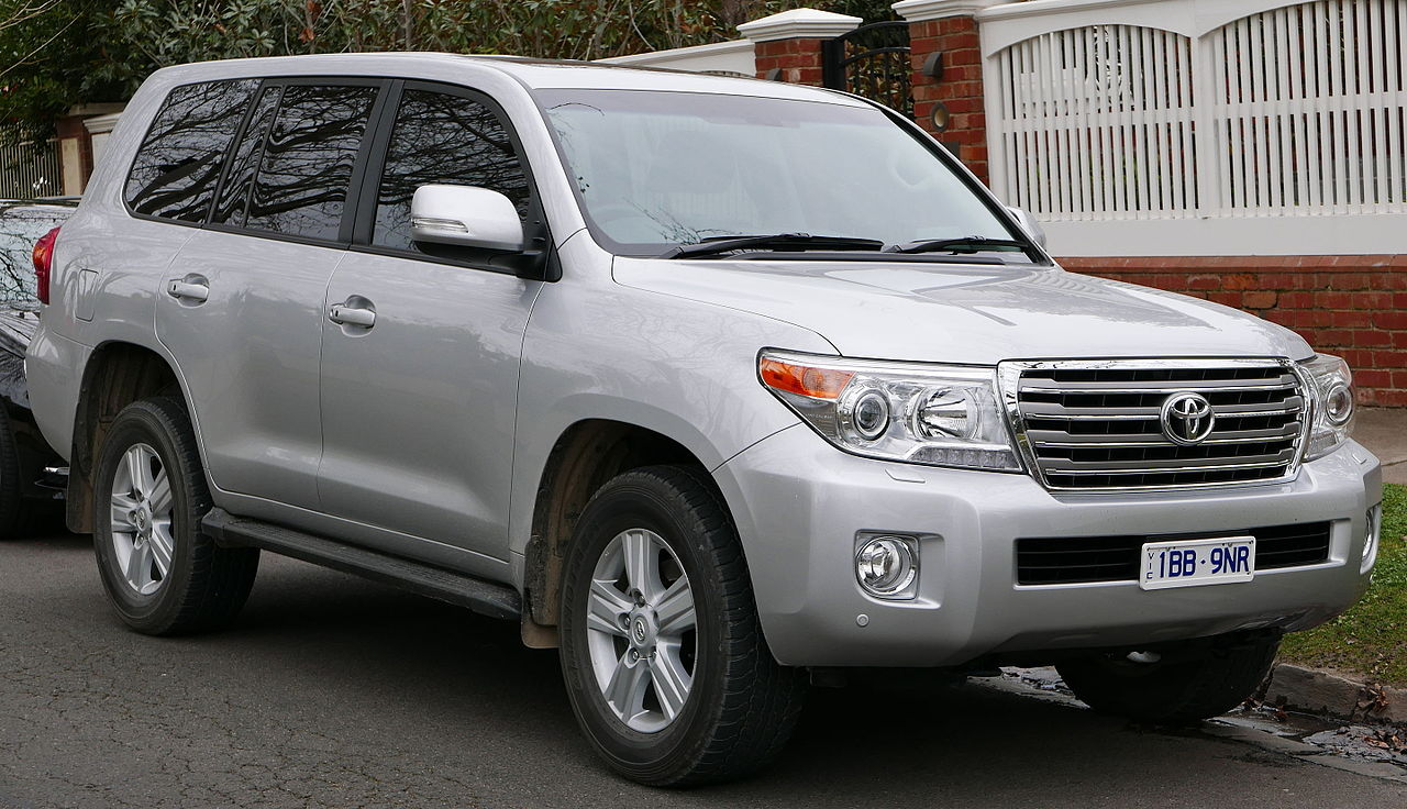 File:2014 Toyota Land Cruiser (VDJ200R) VX wagon (2015-07 ...