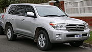 Toyota Land Cruiser — Вікіпедія