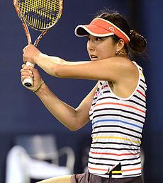2014 US Open (Tennis) - Qualifying Rounds - Misa Eguchi (14871650988).jpg