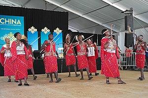 Smithsonian Folklife Festival - Smithsonian Folklife Festival 2014