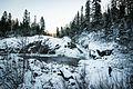2016-12 Sentier des Moulins Saguenay - chute à l'Équerre 07.jpg