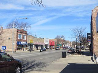Hegewisch, Chicago Community area in Illinois, United States