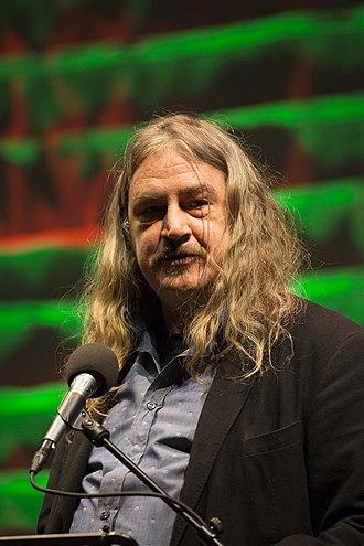 Ilja Leonard Pfeijffer - Ilja Leonard Pfeijffer in 2016