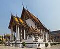 2016 Bangkok, Dystrykt Phra Nakhon, Wat Suthat (11).jpg