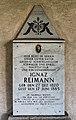 2017 Krosnowice, grób Ignaza Reimanna 2.jpg