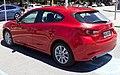 2017 Mazda3 (BN) Neo hatchback (2017-11-18) 02.jpg