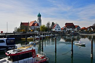 Wasserburg am Bodensee Place in Bavaria, Germany