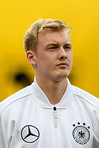 20180602 FIFA Friendly Match Austria vs. Germany Julian Brandt 850 0710.jpg