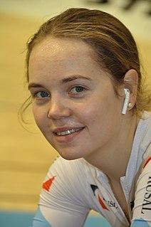 Maria Novolodskaya Russian cyclist